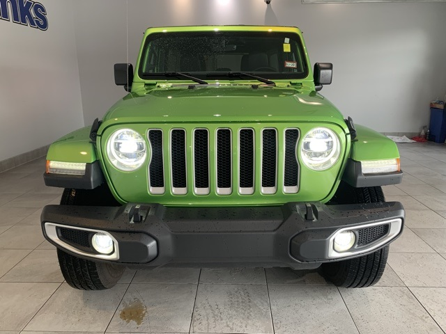 Pre-Owned 2018 Jeep Wrangler 4x4