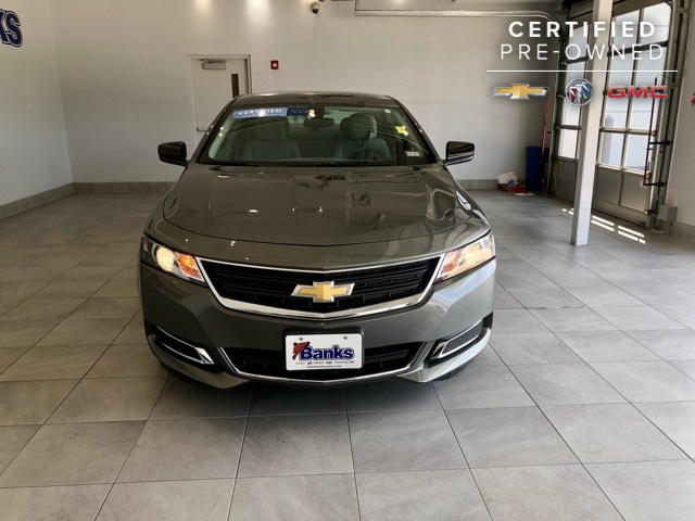 Certified Pre-Owned 2016 Chevrolet Impala 4dr Sedan LS w/1LS