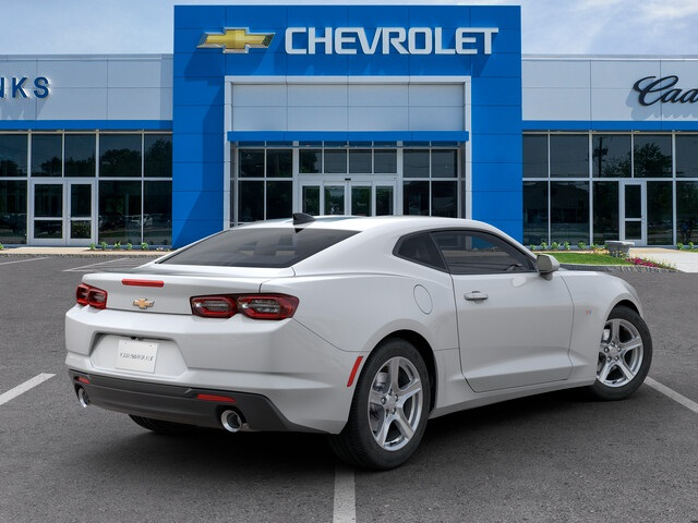 New 2019 Chevrolet Camaro 2dr Coupe LT w/1LT