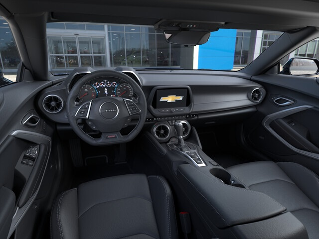 New 2019 Chevrolet Camaro 2dr Convertible SS w/2SS