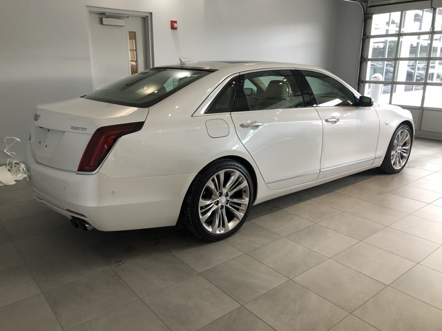 Pre-Owned 2017 Cadillac CT6 AWD 3.0L Turbo Platinum
