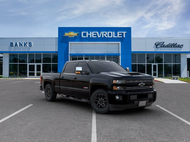 New 2019 Chevrolet Silverado 2500HD 4WD Crew Cab Standard Box LTZ Duramax  Midnight Edition Four Wheel Drive Truck