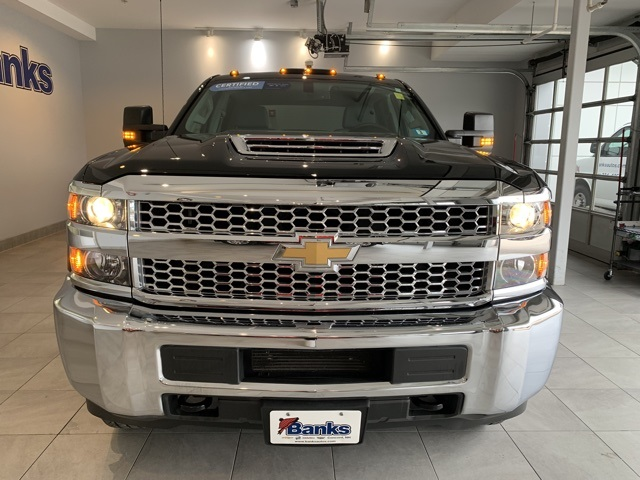 Certified Pre-Owned 2019 Chevrolet Silverado 3500HD Work Truck