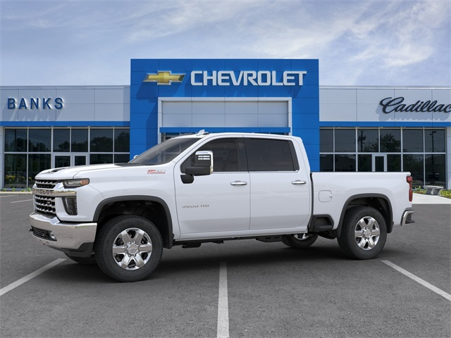 New 2020 Chevrolet Silverado 3500HD LTZ