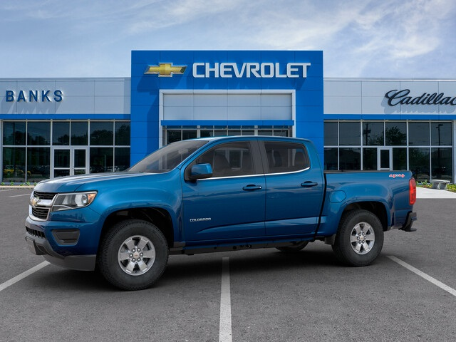 New 2019 Chevrolet Colorado 4WD Crew Cab 128.3