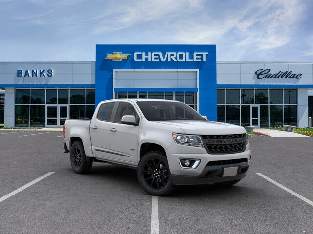New 2019 Chevrolet Colorado 4WD Crew Cab Short Box LT Four Wheel Drive Truck