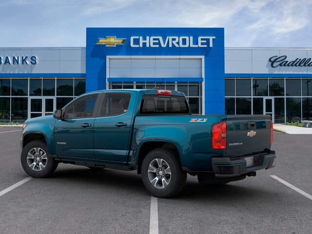 New 2019 Chevrolet Colorado 4WD Crew Cab Short Box Z71