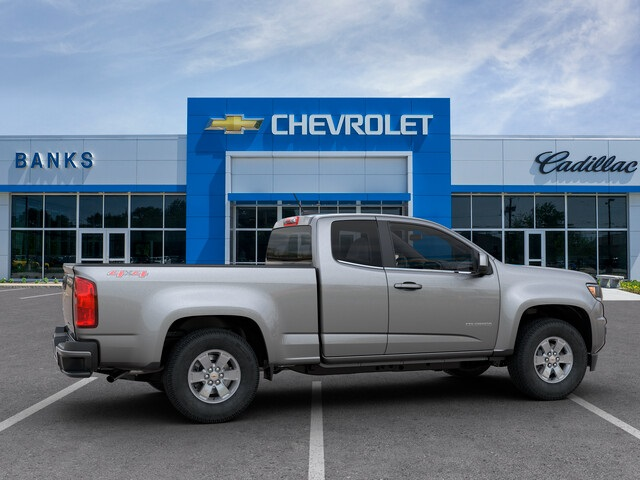 New 2019 Chevrolet Colorado 4WD Ext Cab 128.3