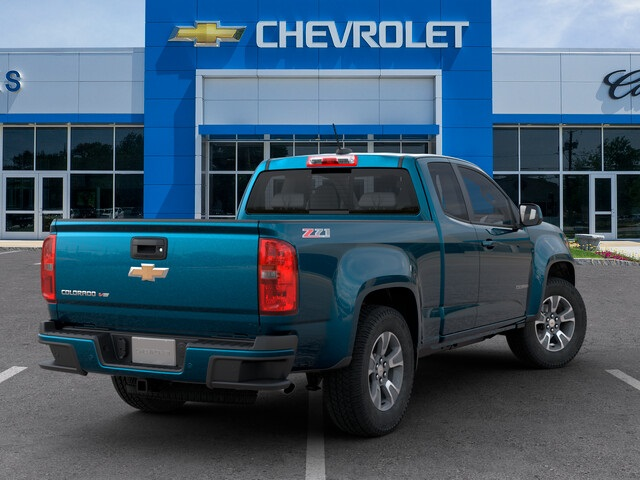 New 2019 Chevrolet Colorado 4WD Extended Cab Long Box Z71