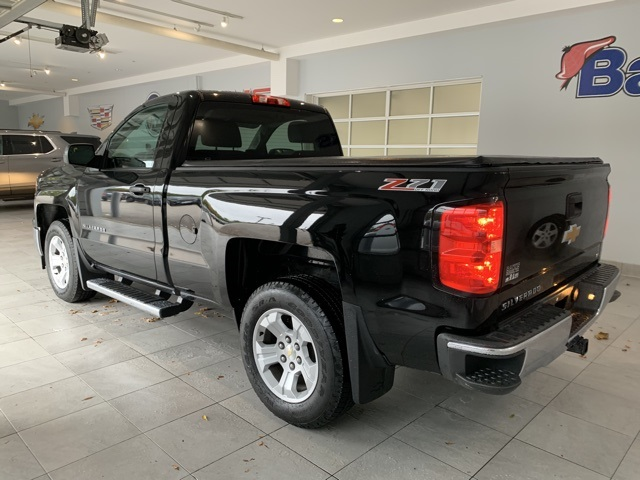Certified Pre-Owned 2014 Chevrolet Silverado 1500 4WD Regular Cab LT