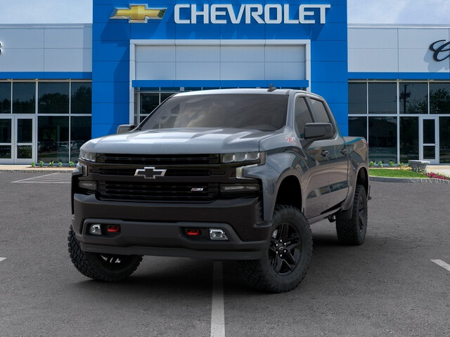 "New 2020 Chevrolet Silverado 1500 4WD Crew Cab 147"" LT Trail Boss"