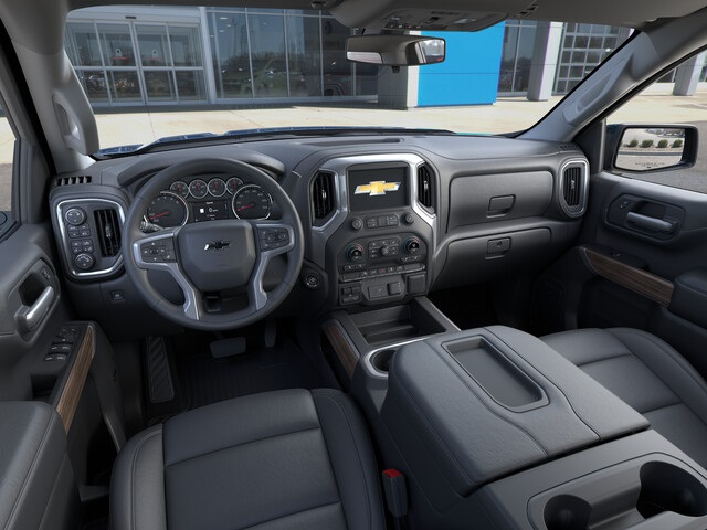 New 2019 Chevrolet Silverado 1500 4WD Double Cab Standard Box RST