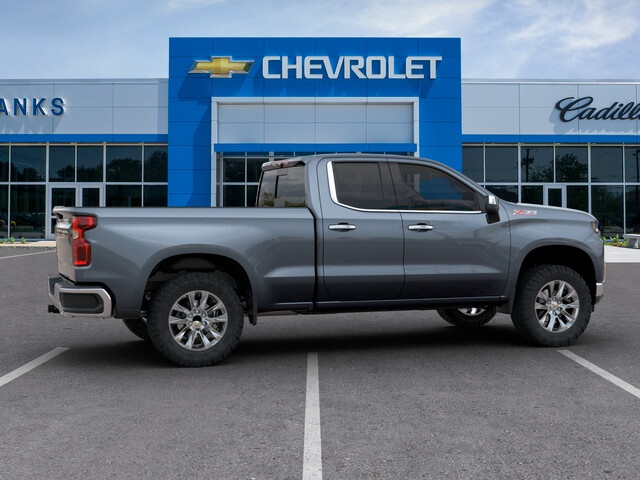 New 2020 Chevrolet Silverado 1500 4WD Double Cab 147