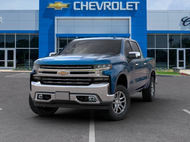 New 2019 Chevrolet Silverado 1500 4WD Crew Cab Short Box LTZ