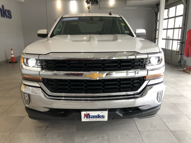 Certified Pre-Owned 2016 Chevrolet Silverado 1500 4WD Double Cab Standard Box