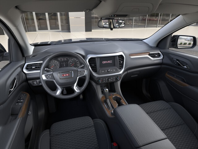 New 2019 GMC Acadia AWD SLE-1