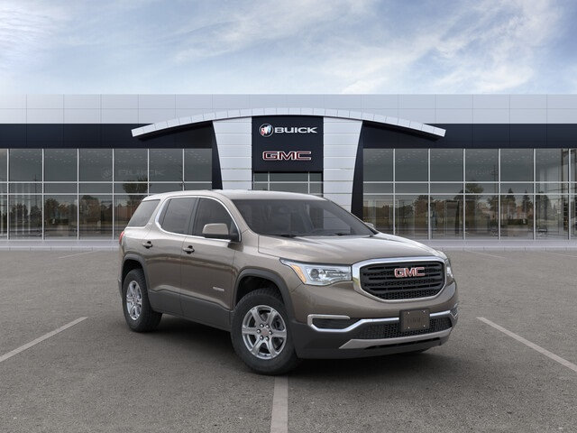 New 2019 GMC Acadia AWD SLE-1 AWD