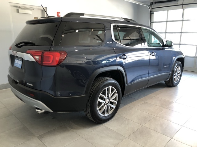 Certified Pre-Owned 2018 GMC Acadia AWD SLE-2