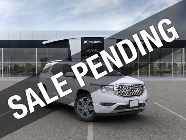 New 2019 GMC Acadia AWD Denali AWD