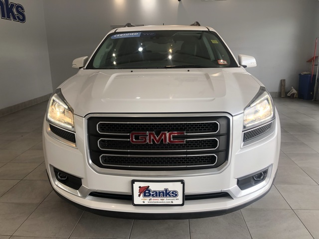 Certified Pre-Owned 2016 GMC Acadia AWD 4dr SLT w/SLT-1