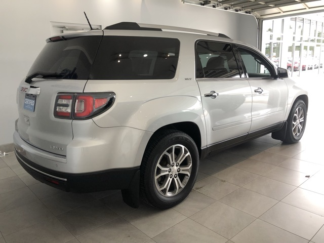 Certified Pre-Owned 2016 GMC Acadia AWD SLT-1