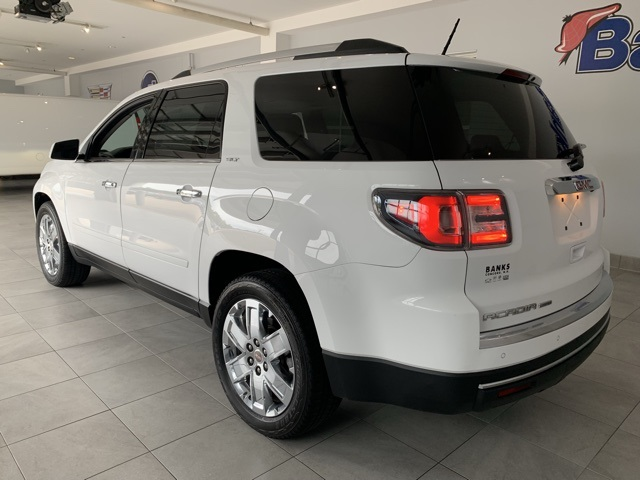 Certified Pre-Owned 2017 GMC Acadia Limited AWD 4dr Limited