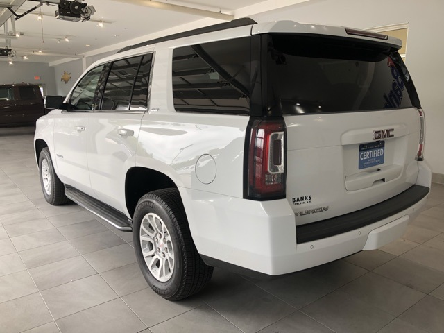 Certified Pre-Owned 2018 GMC Yukon 4WD SLT