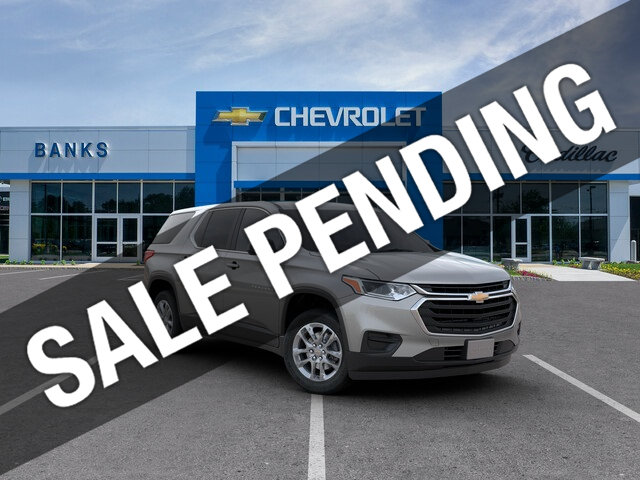 New 2019 Chevrolet Traverse AWD LS AWD