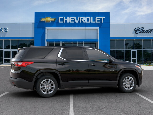 New 2020 Chevrolet Traverse AWD 4dr LS w/1LS