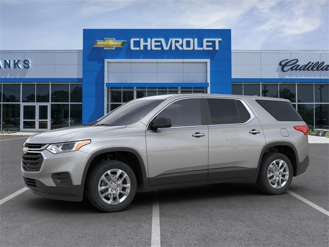 New 2020 Chevrolet Traverse AWD 4dr LS w/1LS 4D Sport ...