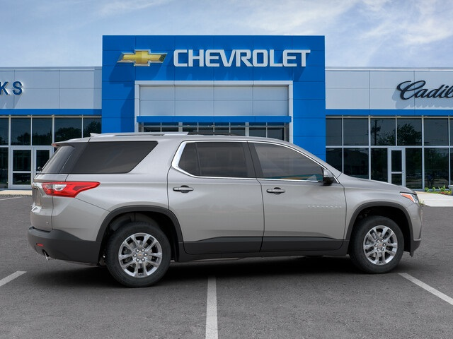 New 2019 Chevrolet Traverse AWD 4dr LT Cloth w/1LT