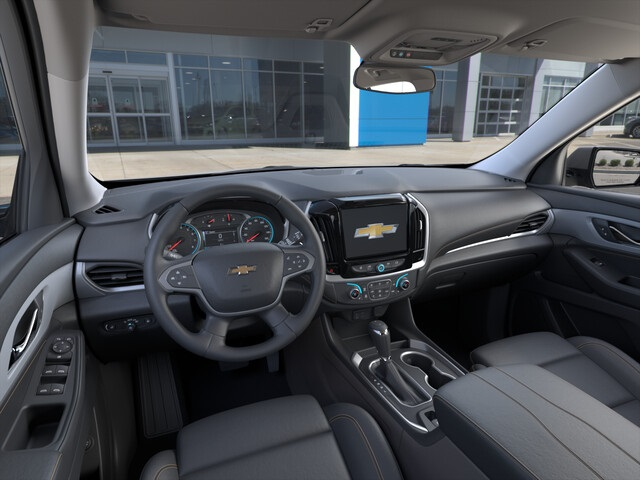 New 2020 Chevrolet Traverse AWD 4dr LT Leather