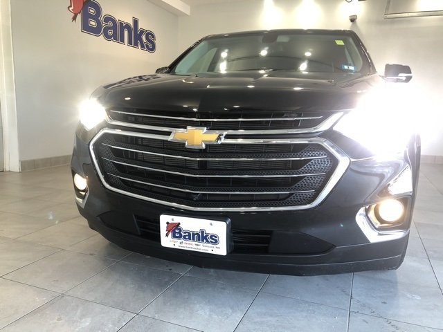 Certified Pre-Owned 2020 Chevrolet Traverse LT Leather