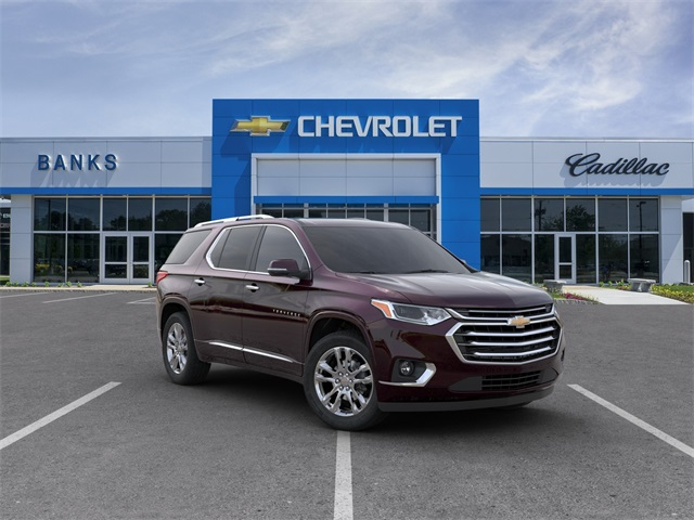 New 2020 Chevrolet Traverse High Country 4d Sport Utility In