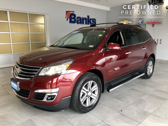 Certified Pre-Owned 2016 Chevrolet Traverse AWD 2LT
