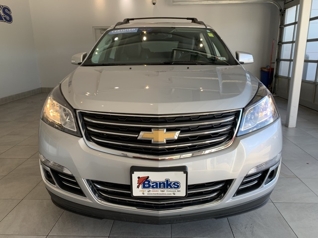 Certified Pre-Owned 2017 Chevrolet Traverse AWD 4dr Premier