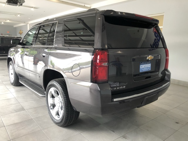 Certified Pre-Owned 2016 Chevrolet Tahoe 4WD LTZ