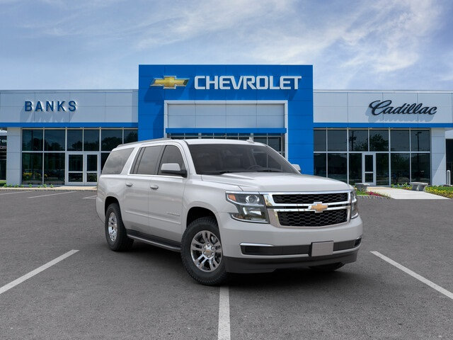 New 2019 Chevrolet Suburban 4WD 4dr 1500 LS Four Wheel Drive SUV