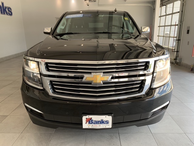 Certified Pre-Owned 2015 Chevrolet Suburban 4WD LTZ