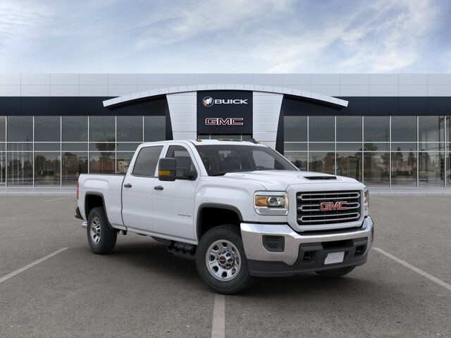 New 2019 GMC Sierra 2500HD 4WD Crew Cab Standard Box Duramax Four Wheel  Drive Truck