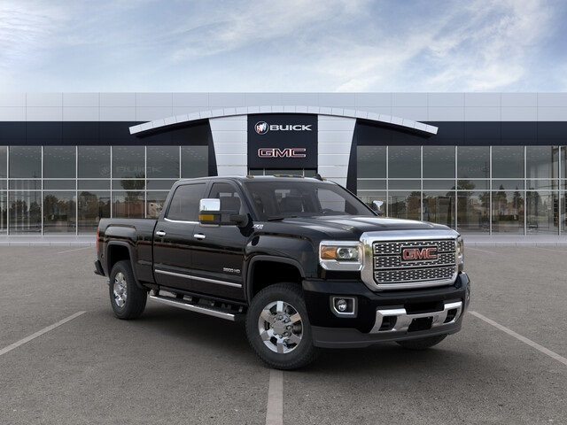New 2019 GMC Sierra 3500HD 4WD Crew Cab 153.7