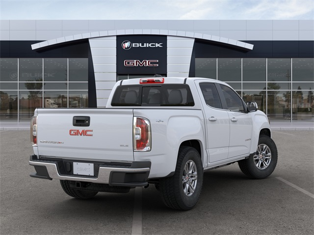 New 2019 GMC Canyon 4WD Crew Cab Short Box SLE