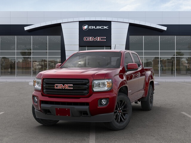 "New 2019 GMC Canyon 4WD Crew Cab 128.3"" SLE"