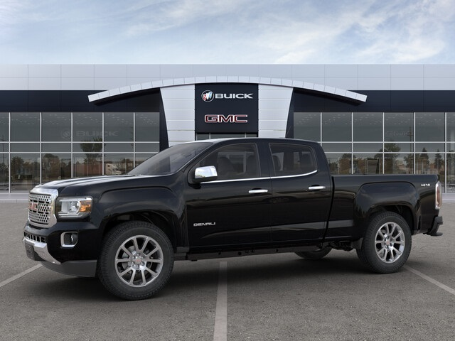 New 2019 GMC Canyon 4WD Crew Cab 140.5