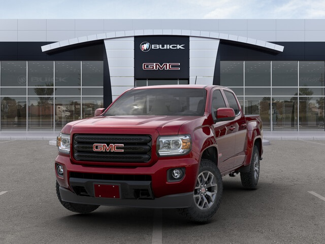 New 2019 GMC Canyon 4WD Crew Cab Short Box All Terrain w/ Leather