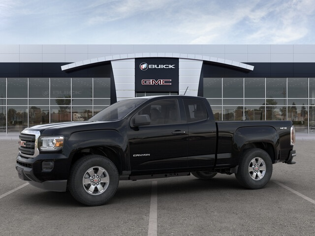 New 2019 GMC Canyon 4WD Ext Cab 128.3