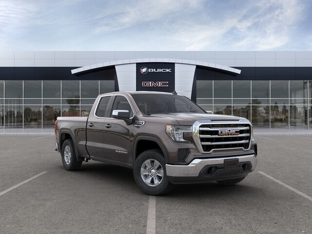 New 2019 GMC Sierra 1500 4WD Double Cab Standard Box SLE Four Wheel Drive Truck
