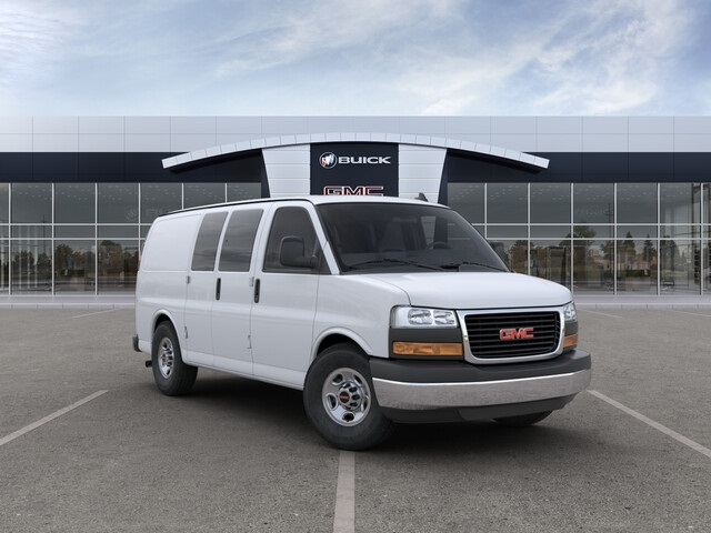 New 2019 GMC Savana 2500 RWD 2500 135