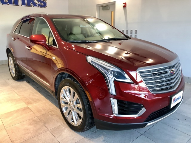 Pre-Owned 2018 Cadillac XT5 AWD Platinum