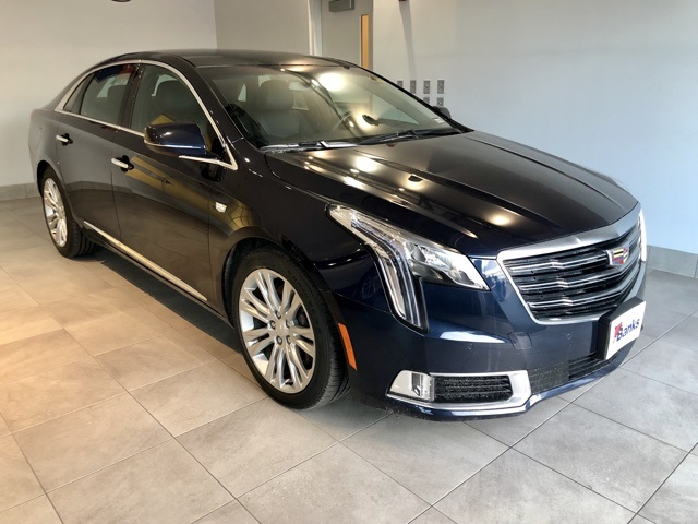 Pre-Owned 2018 Cadillac XTS AWD Luxury